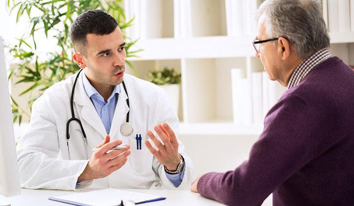 Có tới hơn 70% nam giới ngoài 60 tuổi bị phì đại tuyến tiền liệt