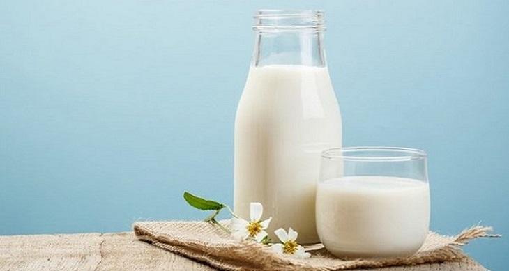 Sữa không đường tốt cho người bị thận hư