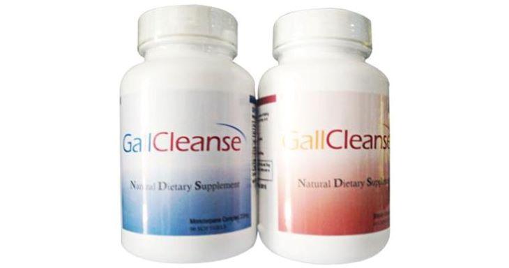 Bộ đôi Gallcleanse giúp tán sỏi và đào thải cặn bã ra khỏi cơ thể