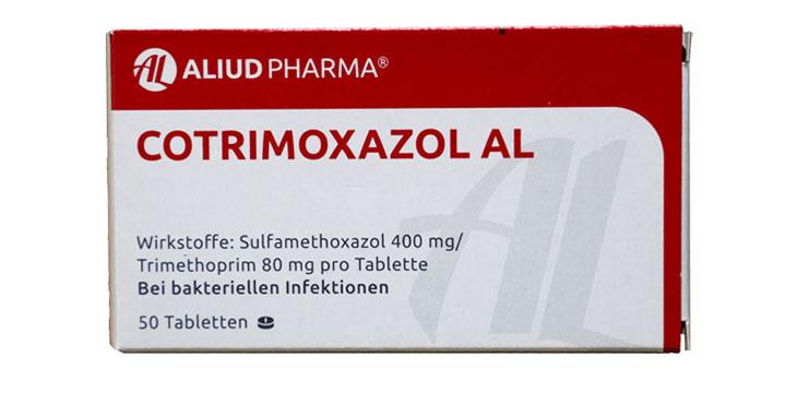 Thuốc Cotrimoxazol