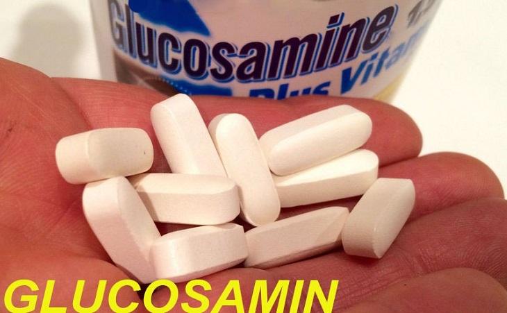 Viên uống Glucosamin phổ biến nhất hiện nay