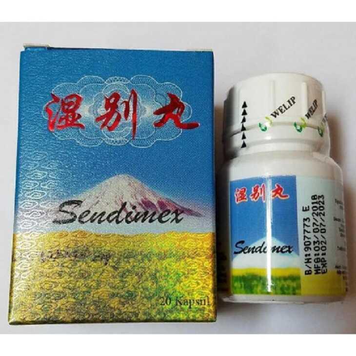Thuốc chữa viêm khớp của Malaysia – Sendimex