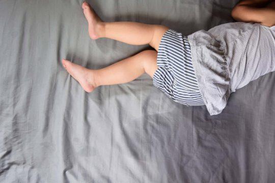 Tìm hiểu chứng tiểu không tự chủ ở trẻ em