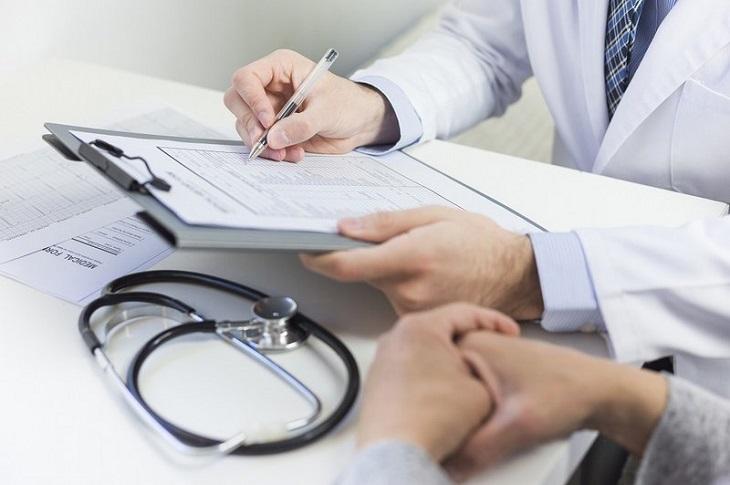 Sớm thăm khám tại cơ sở chuyên khoa để xác định nguyên nhân và hướng điều trị