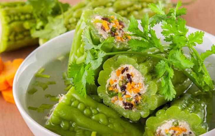 Món ăn từ lươn vàng và khổ qua giúp chữa bệnh hiệu quả