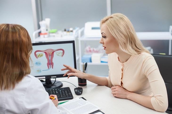 Chị em phụ nữ cần thăm khám phụ khoa thường xuyên để bảo vệ sức khỏe