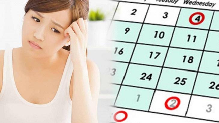 Trễ kinh 2 ngày có thai không là mối lo lắng hàng đầu sau khi quan hệ không sử dụng biện pháp tránh thai