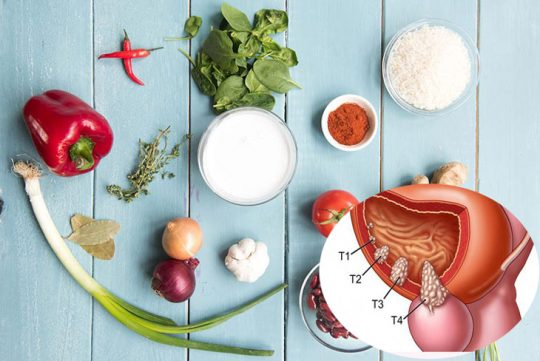 Tìm hiểu bị ung thư bàng quang nên ăn gì tốt nhất?
