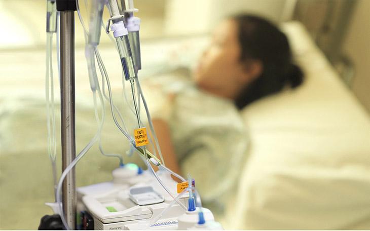 Xạ trị vùng chậu có thể khiến bệnh nhân mắc bệnh lý IC