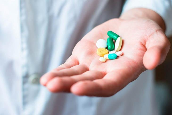 Thuốc điều trị hội chứng IC nội khoa chủ yếu giúp giảm đau, tiêu viêm