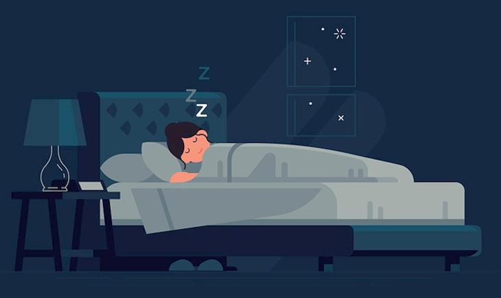 Giấc ngủ rất quan trọng trong việc ngăn ngừa bệnh thận