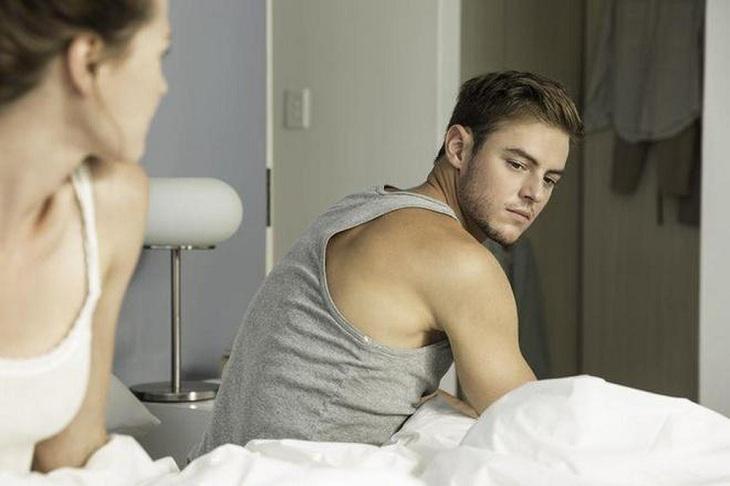 Viêm đường tiết niệu gây ảnh hưởng đến chất lượng tình dục