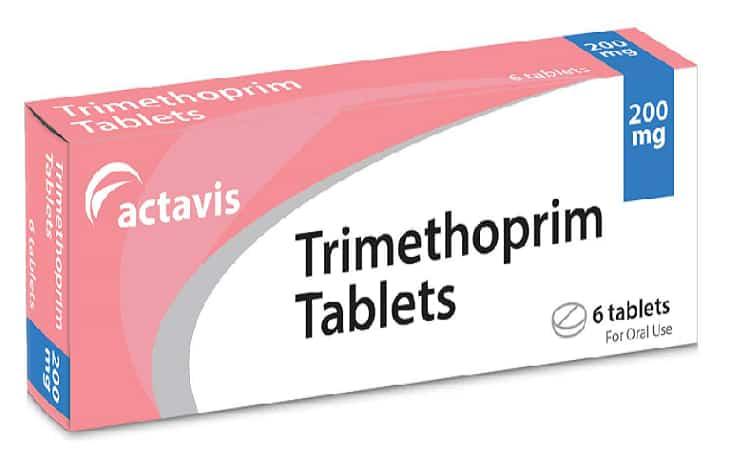 Bị viêm đường tiết niệu uống thuốc gì? - Trimethoprim