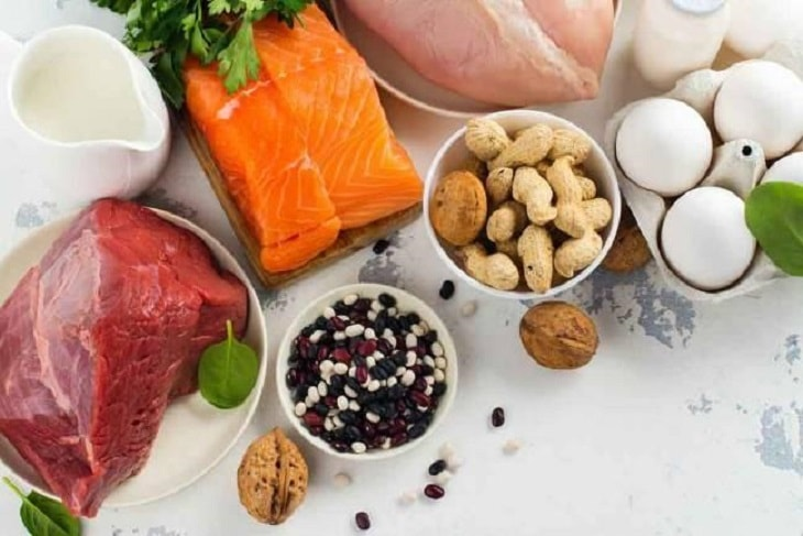Một chế độ ăn uống đầy đủ trong quá trình điều trị bệnh