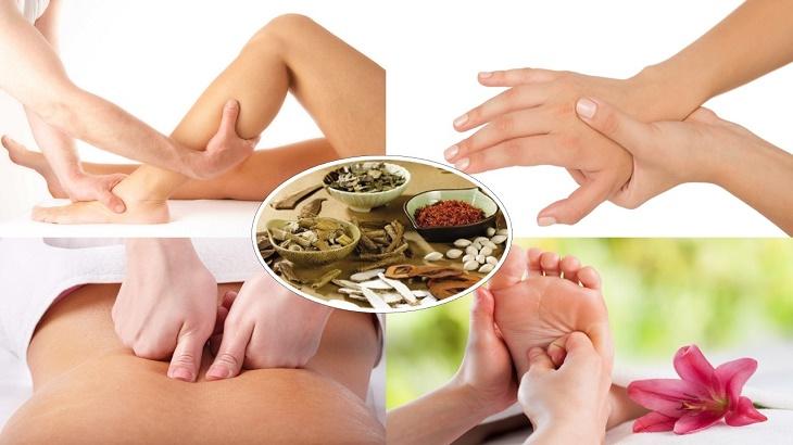 Dùng thuốc Đông y cải thiện các triệu chứng sưng, đau, viêm ở xương khớp