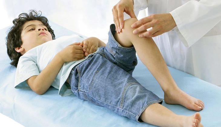 Hình ảnh viêm khớp ở trẻ em
