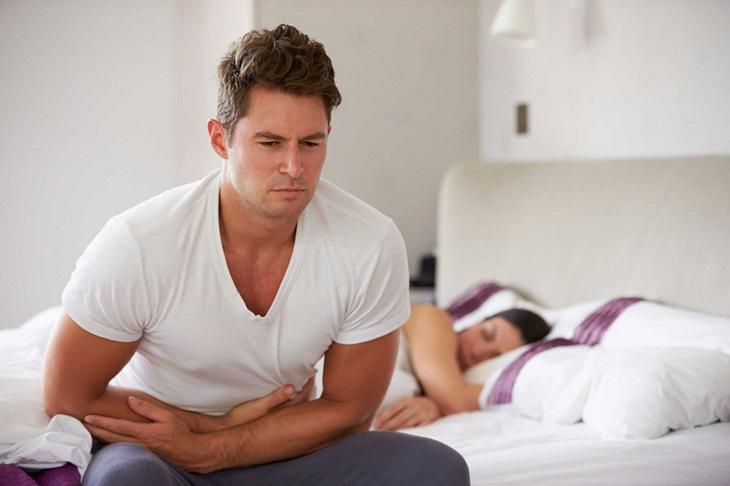 Bệnh viêm tiền liệt tuyến do quan hệ tình dục thiếu lành mạnh