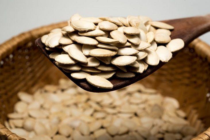 Ăn hạt dưa tốt cho sức khỏe người bị viêm tiền liệt tuyến