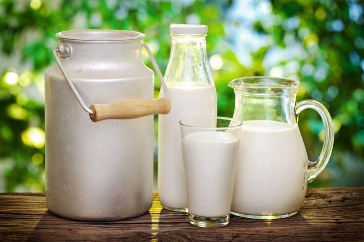 Người viêm tuyến tiền liệt cần loại bỏ sữa bò ra khỏi thực đơn