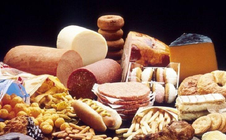Chất béo bão hòa có hại cho sức khỏe người viêm tuyến tiền liệt