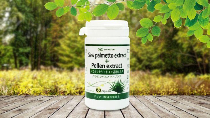 Viên uống Saw Palmetto Plus – Hỗ trợ điều trị viêm tuyến tiền liệt