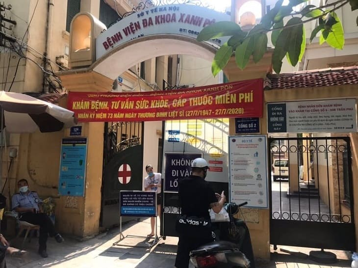 Bệnh viện Xanh Pôn - Hà Nội