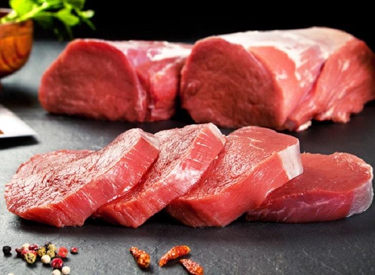 Nam giới mắc phì đại tiền liệt tuyến không nên ăn các loại thịt đỏ