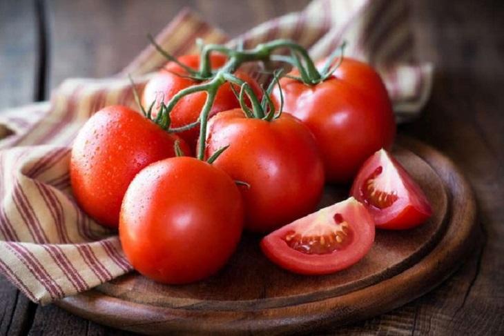 Cà chua là thực phẩm nên bổ sung