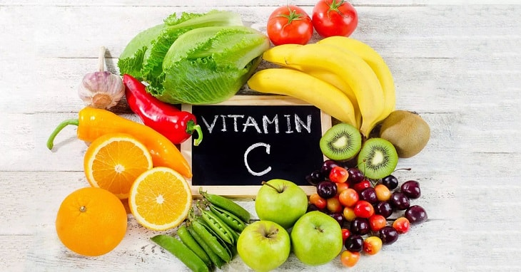 Thực phẩm giàu vitamin C rất tốt cho người suy thượng thận