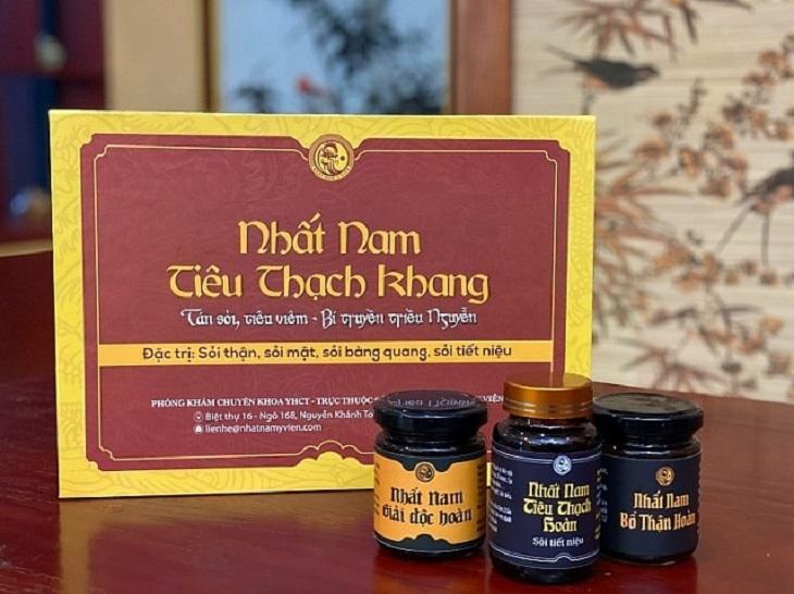 Nhất Nam Tiêu Thạch Khang có nguồn gốc từ bài thuốc của Thái Y Viện Triều Nguyễn