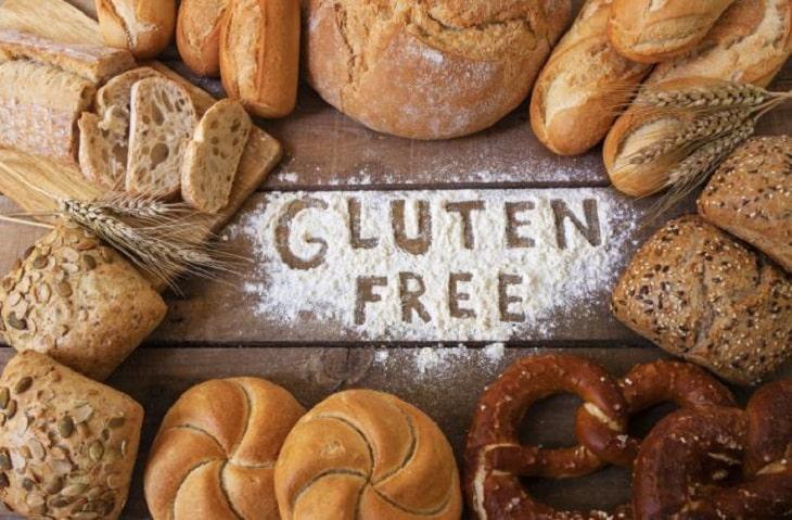 Thực phẩm chữa nhiều Gluten