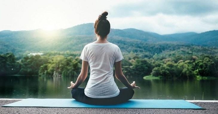 Tập yoga đúng chuẩn