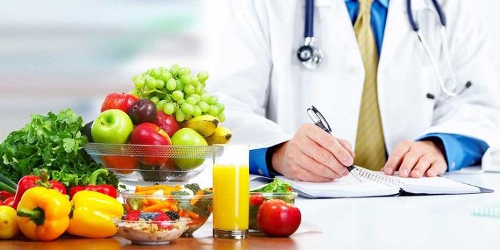 Xây dựng một chế độ ăn uống khoa học, lành mạnh