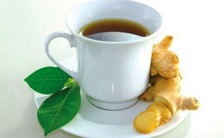 Chữa đau dạ dày cấp tốc bằng trà gừng
