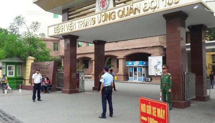Bệnh viện quân y 108 là địa chỉ khám chữa bệnh viêm khớp uy tín tại miền Bắc
