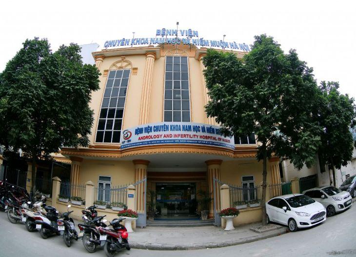 Bệnh viện nam học và hiếm muộn Hà Nội