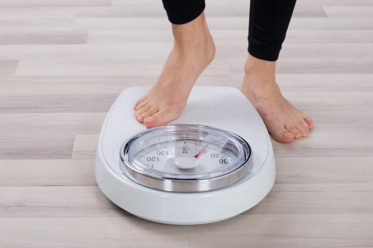 Thay đổi trọng lượng khi mang thai