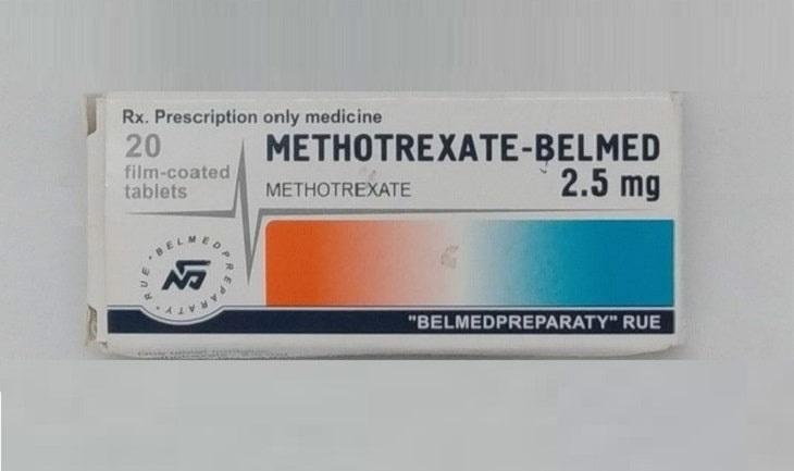 Methotrexat điều trị thấp khớp
