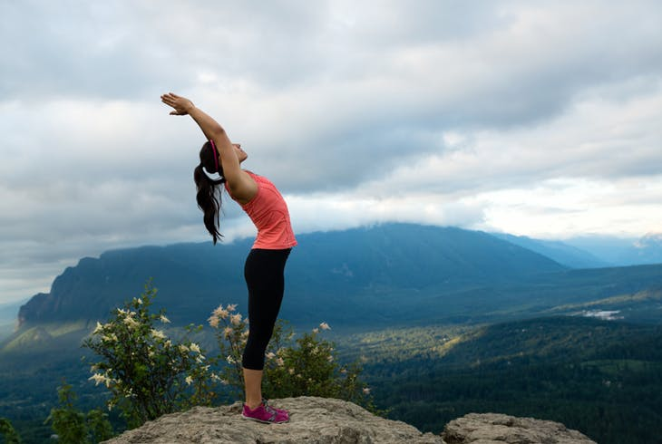 Tư thế yoga – Mountain