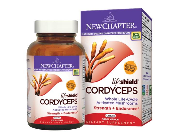 Life Shield Cordyceps có nhiều công dụng tốt cho sức khỏe
