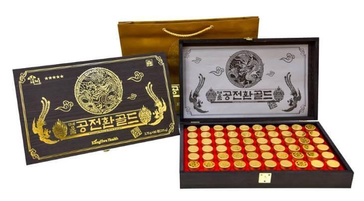 Sản phẩm dạng viên hoàn của thương hiệu Kanghwa