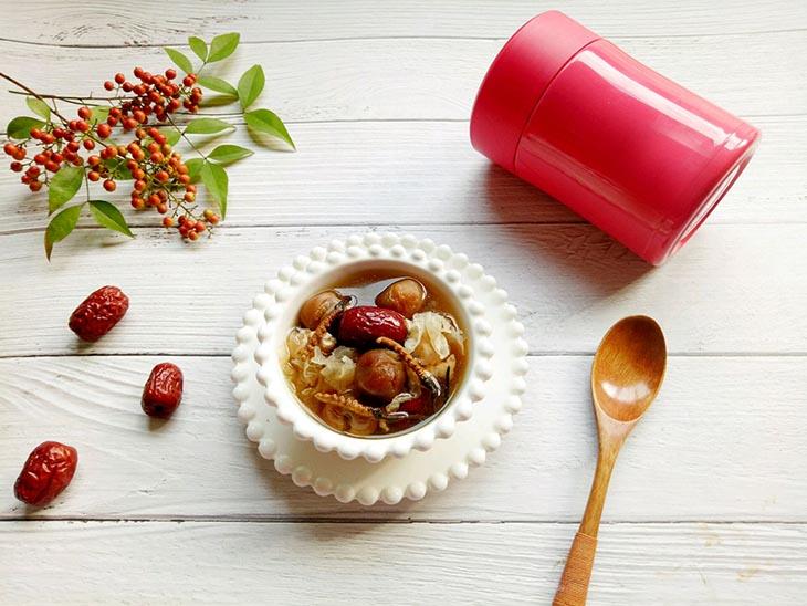 Chế biến món ngon từ dược liệu nên chú ý nhiệt độ và thời gian nấu
