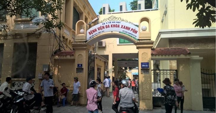 Bệnh viện Xanh Pôn - địa chỉ khám bệnh uy tín