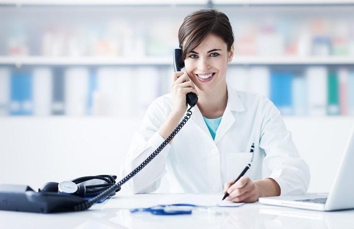 Tham vấn ý kiến nhân viên y tế