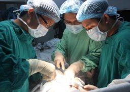 mổ sỏi mật ở bệnh viện bình dân