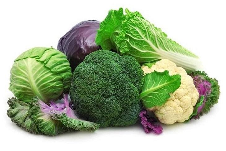 Nhóm rau thuộc họ cải rất tốt cho sức khỏe, giảm ợ chua
