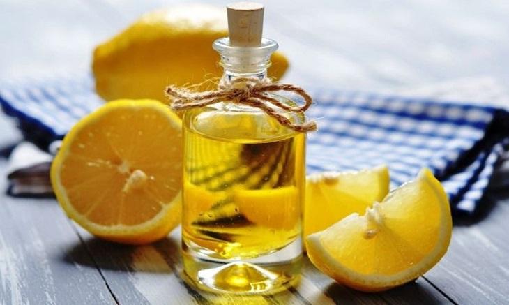 Mẹo dân gian từ dầu oliu và chanh tươi