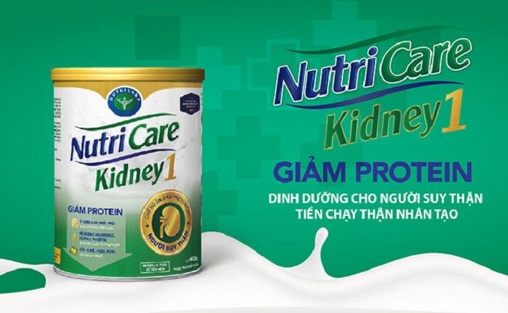 Sữa Nutricare Kidney 1 an toàn, tiện dụng