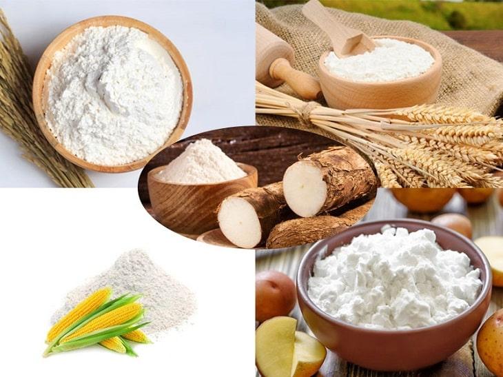 Tinh bột là cần thiết trong chế độ ăn uống