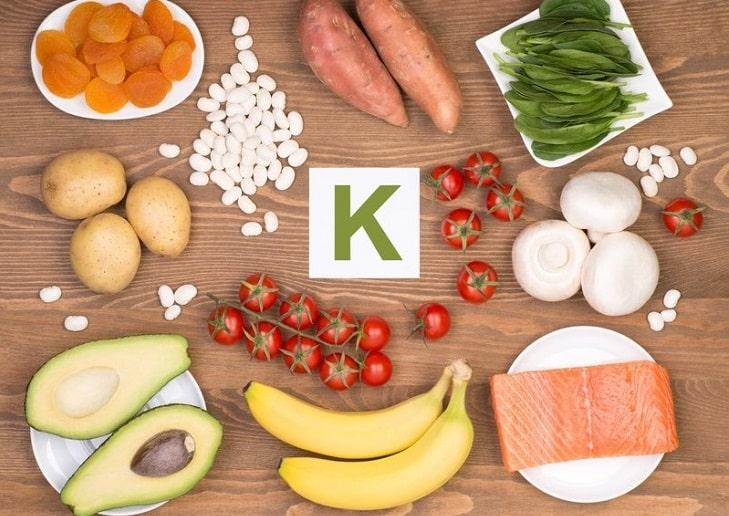 Một số thực phẩm chứa nhiều Kali không nên dùng